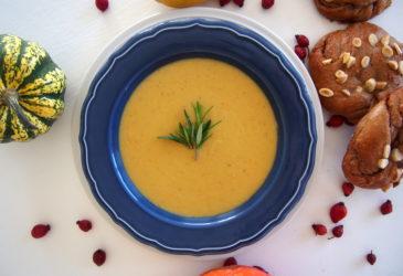 Podzimní polévka