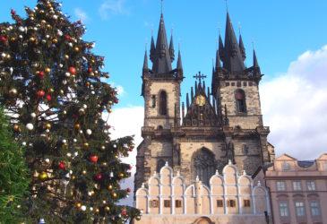 Děti, tak tohle je Praha!