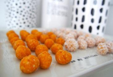 Mangovo-kokosové kuličky