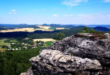 Tip na výlet – stolová hora Zschirnstein