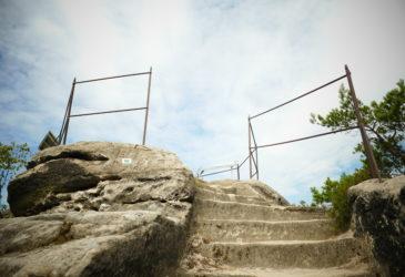 Havraní skály a Jelení skok